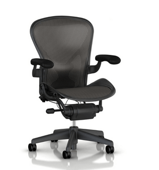 Aeron Task Chair by Herman Miller