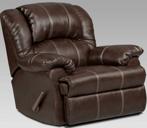 Roundhill Furniture Dual Rocker Recliner Chair