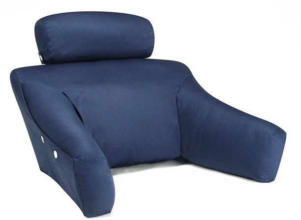 BedLounge Hypoallergenic Reading Pillow
