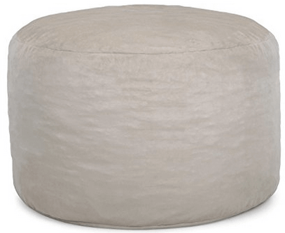 Original Panda Sleep XL Bean Bag in Comfort Suede, Sand Dune