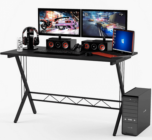 20 Best Gaming Desks July 2018 Computer Gaming Desk Reviews