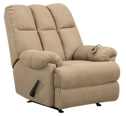 Dorel Living Padded Dual Massage Recliner