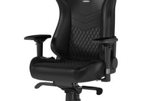 Epic Series black noble chair