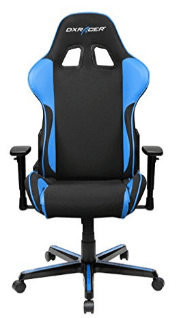 DXRacer FH11/NB Black Blue Formula