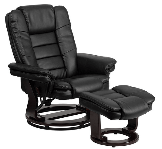 Flash Furniture BT-7818-BK-GG recliner