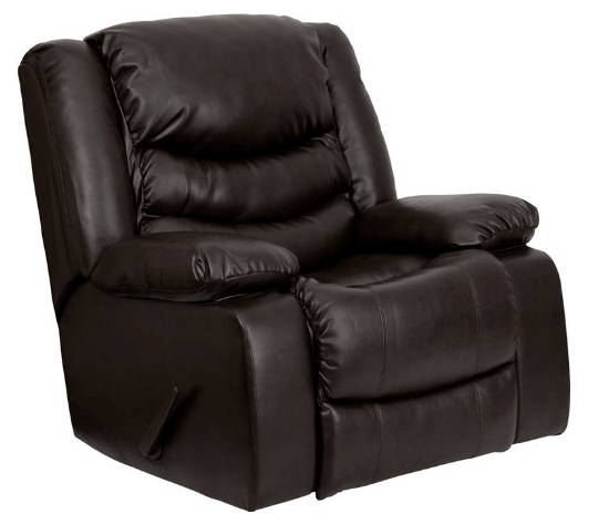 Flash Furniture MEN-DSC01078-BRN-GG recliner