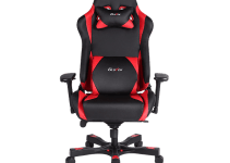 Clutch Gaming chair red