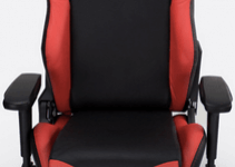 Alpha Series M Gaming Chair Black/Red