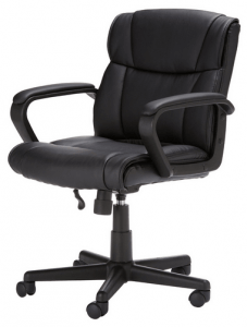 5. AmazonBasics Mid-Back Office Chair