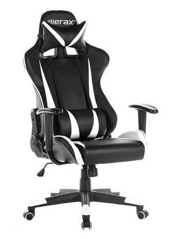 Merax Gaming High Back Chair For Racing Review Updated 2017
