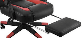footrest gaming chair