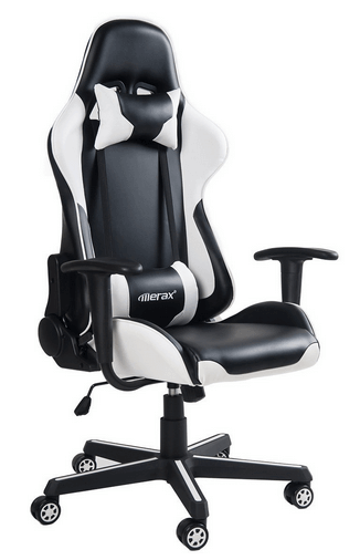 Merax Ergonomic High Back Swivel Racing