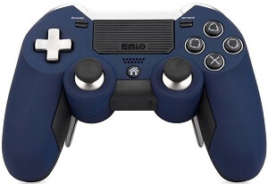On Emio 2017 Ps4 Wireless Controller With Paddle Switches