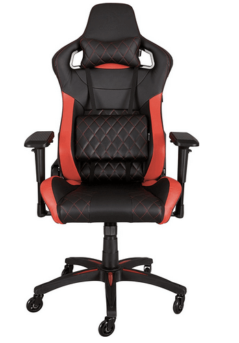 Available In Stylish Black And Red This Chair Offers Various Features Designed For The Benefit Of Discerning Rs 4d Movement