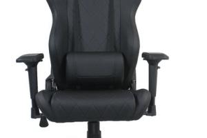 Ferrino Line Black gaming chair
