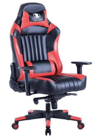 Killabee And Tall 440lb Gaming Chair