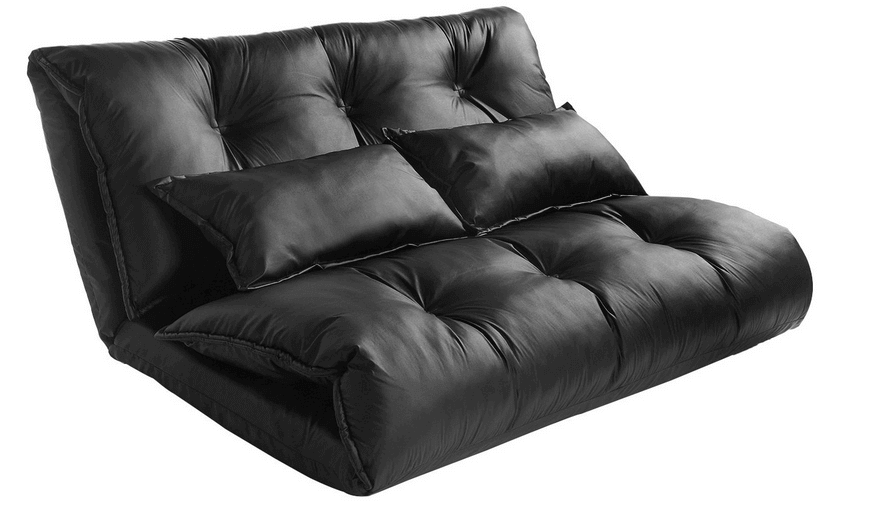 Merax Pu Leather Foldable gaming couch