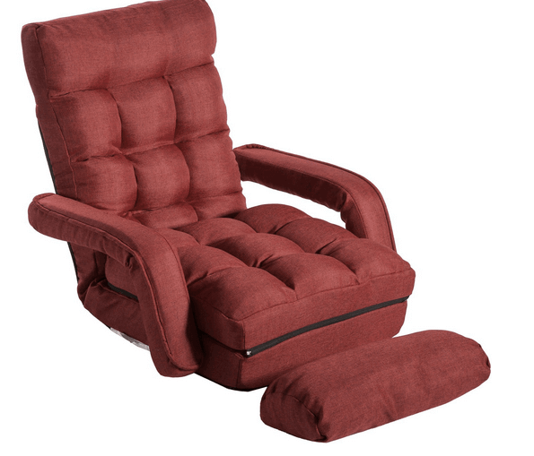 Merax Folding Lazy Sofa Floor Chair