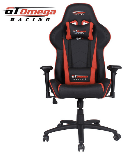 gt omega racing gaming chair