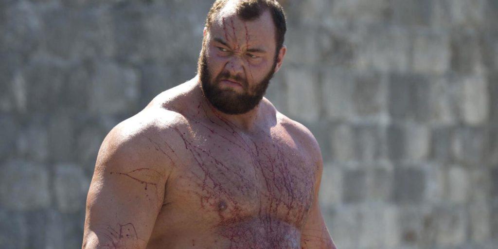 Aka Gregor Clegane