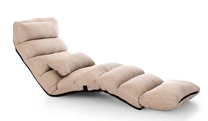 E-joy Relaxing Sofa Bean Bag Folding Sofa Chair