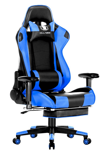 Killabee Big And Tall 350 Lb Gaming Chair Review