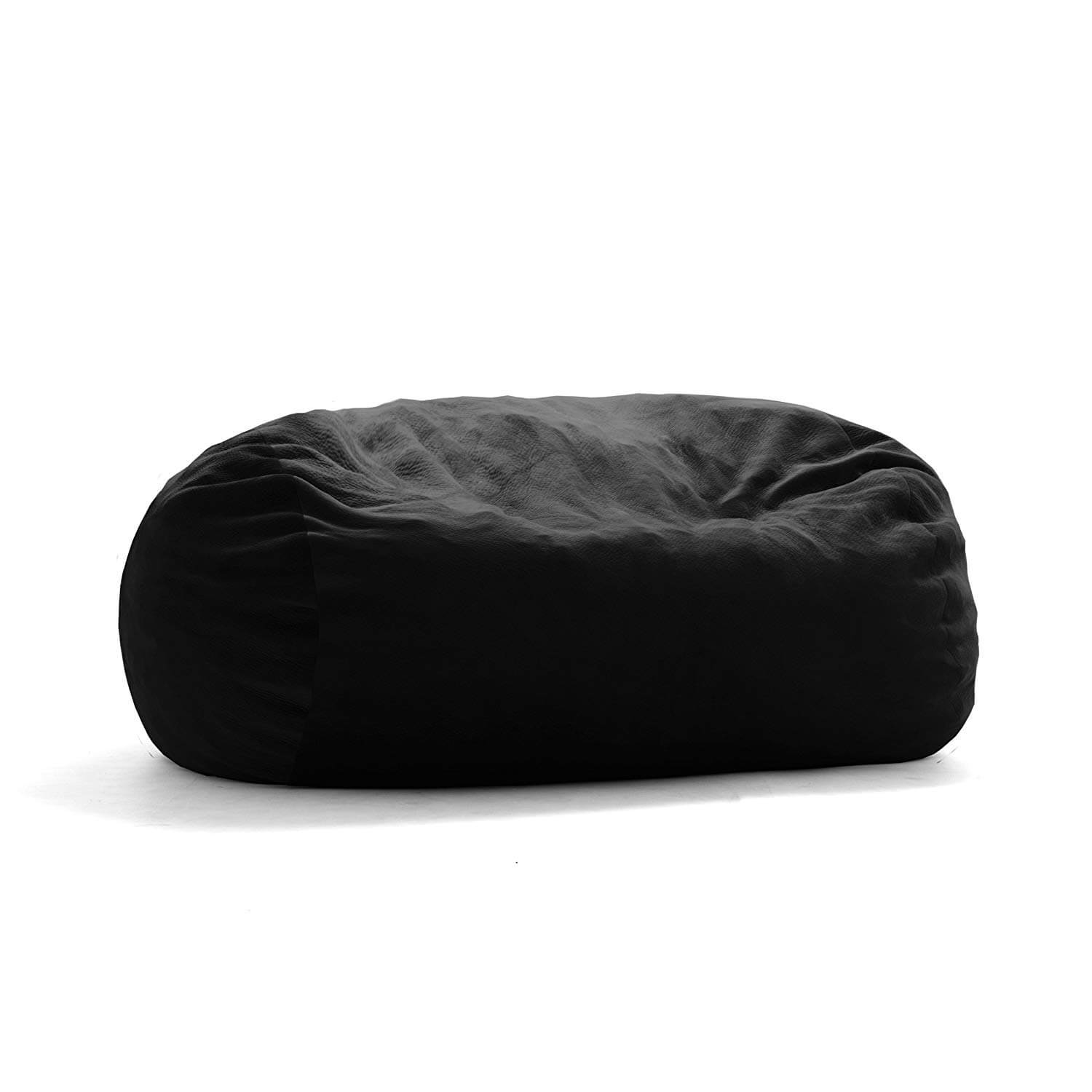 Big Joe Lux XXL Fuf Foam Filled Bean Bag Chair Ripple Black  sc 1 st  Ultimate Game Chair & Big Joe XXL Fuf Foam Filled Bean Bag Chair Review