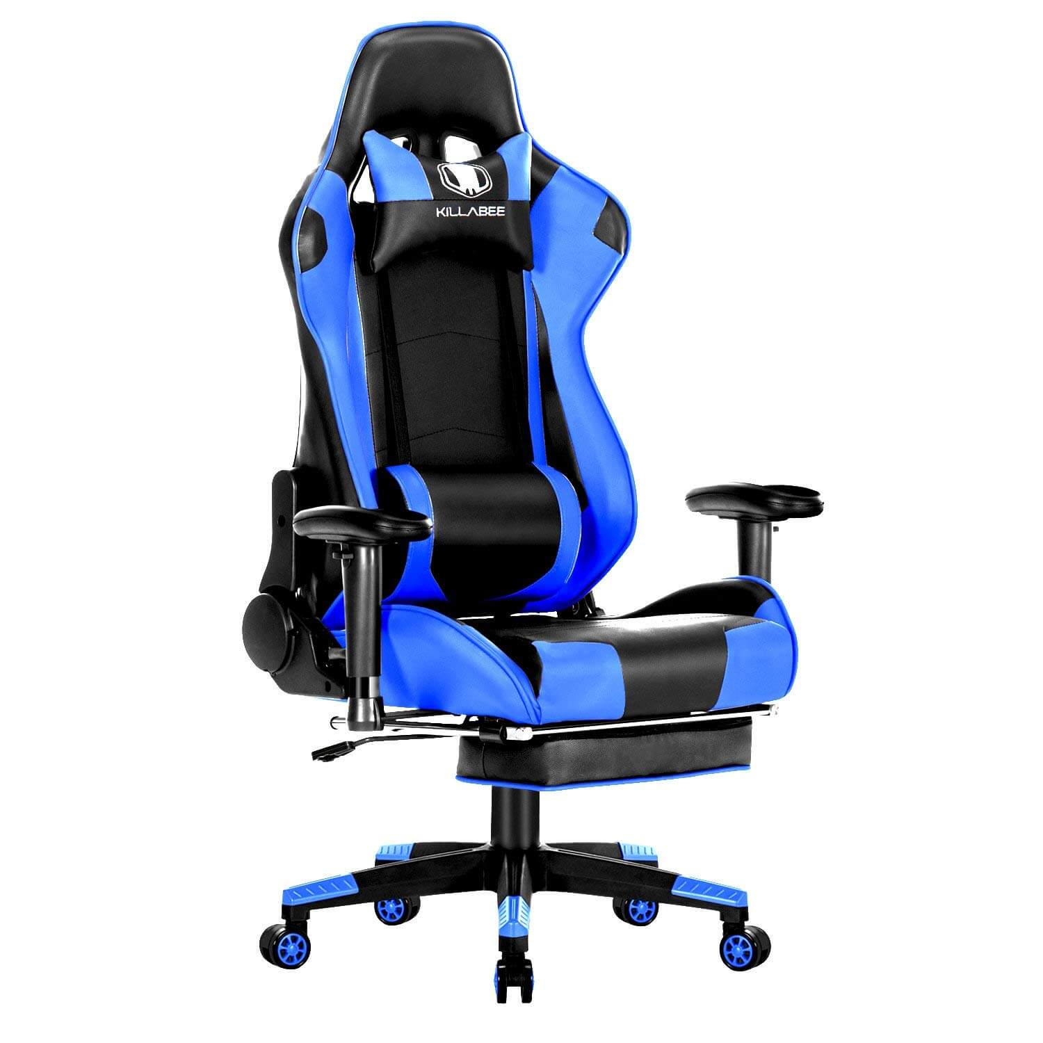 killabee big and tall 350 lb gaming chair review. Black Bedroom Furniture Sets. Home Design Ideas