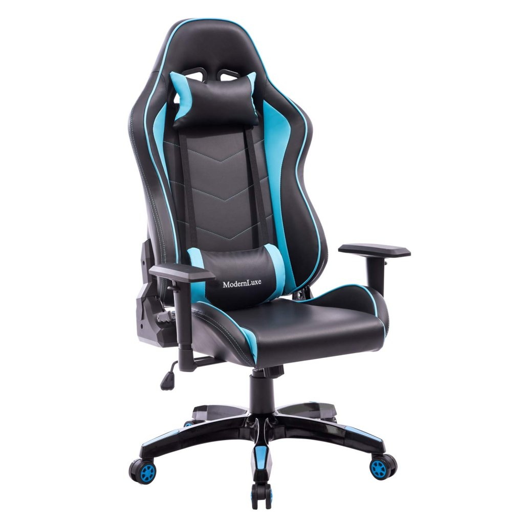 Merax Gaming High Back Chair For Racing Review Updated 2019