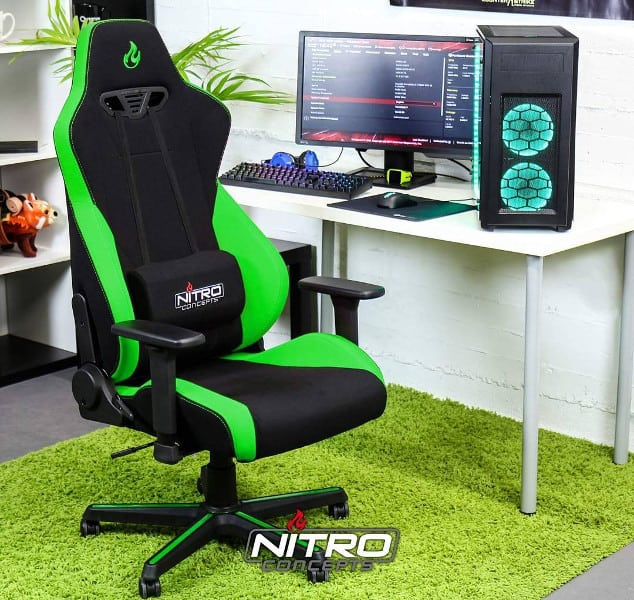 Swell Nitro Concepts S300 Review Ultimategamechair Ibusinesslaw Wood Chair Design Ideas Ibusinesslaworg