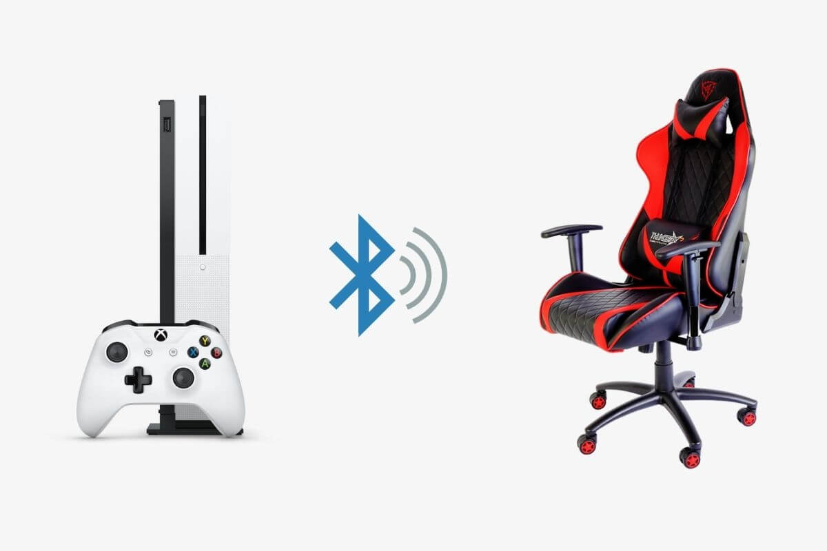 Connect XBox One To Bluetooth Gaming Chair